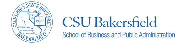 CSUB School of Business & Public Administration